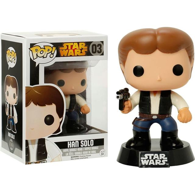 POP! Star Wars Han Solo - Funko