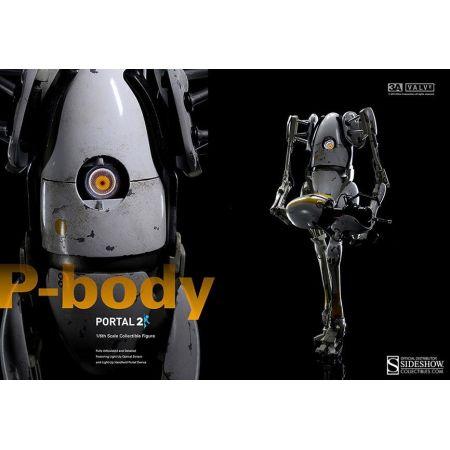 Portal 2: P-Body Escala 1/6 - ThreeA EPP