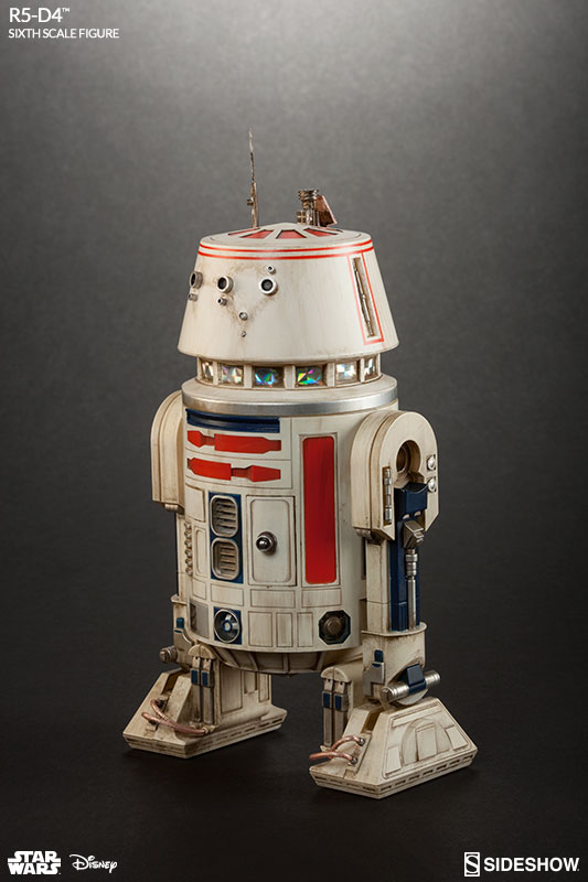 R5-D4 Star Wars - Sideshow