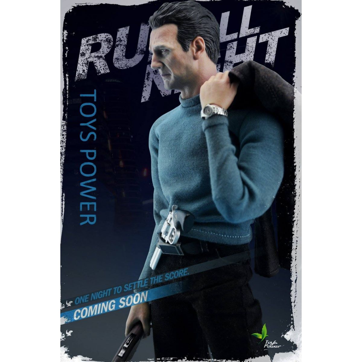 Run All Night: Jimmy Conlon Escala 1/6 - Xensation