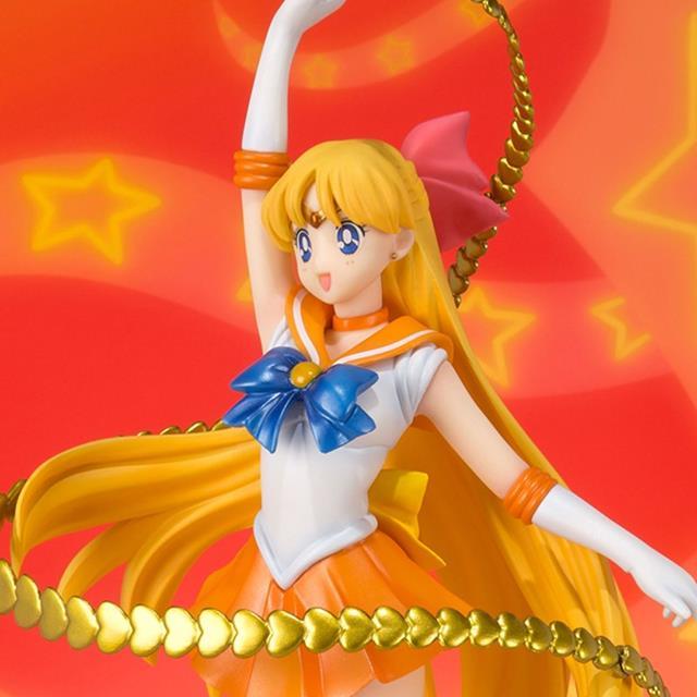 Sailor Moon Venus FiguartsZero - Bandai
