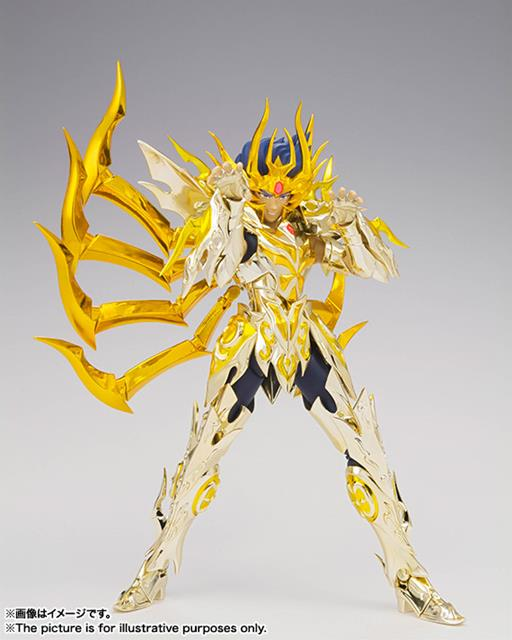 Saint Seiya SOG Cancer Deathmask God Cloth Myth EX - Bandai