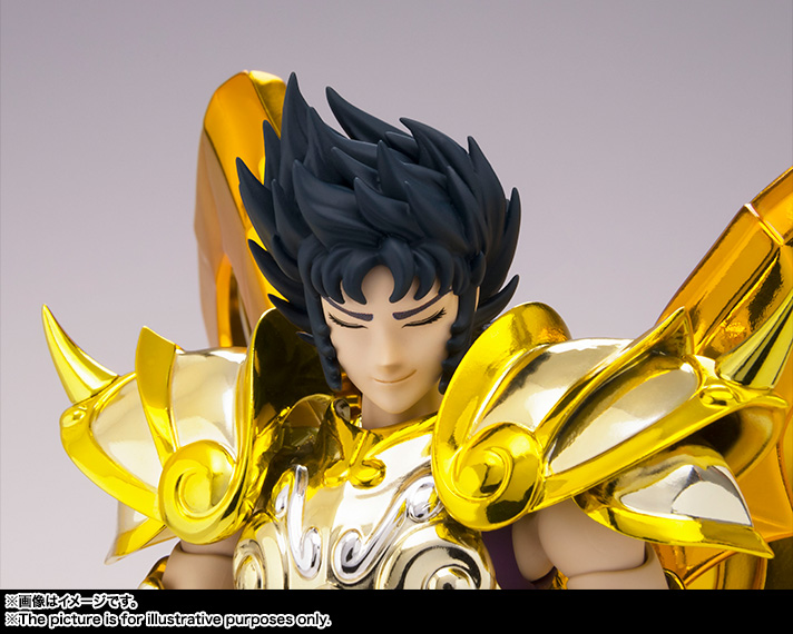 Saint Seiya SOG Capricorn Shura God Cloth Myth EX - Bandai