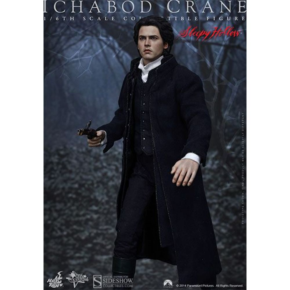 Sleepy Hollow Ichabod Crane Movie - Masterpiece