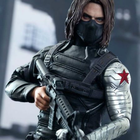 Soldado Invernal Captain America The Winter Soldier 1:6 - Hot Toys