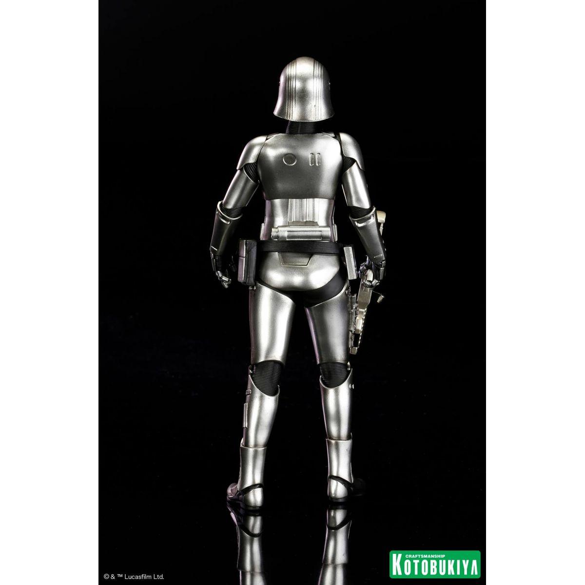 Star Wars ArtFX+ Statues: Captain Phasma - Kotobukiya