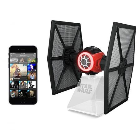 Star Wars Episode VII Tie Fighter Alto-Falante Bluetooth - ThinkGeek