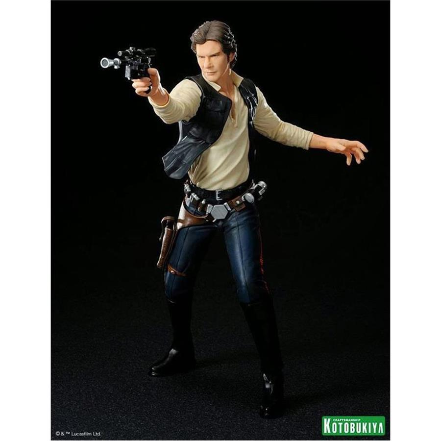 Star Wars Han Solo e Chewbacca ArtFX Est�tua - Kotobukiya