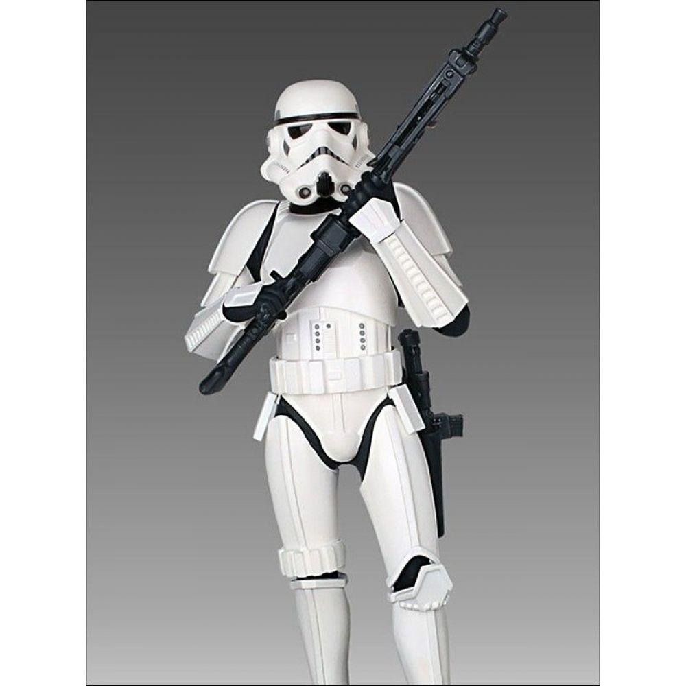 Star Wars: Han Solo Stormtrooper Deluxe Version Estátua Escala 1/6 - Gentle Giant (Produto Exposto)