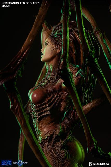 Starcraft Kerrigan Queen of Blades Est�tua Escala 1/4 - Sideshow EPP