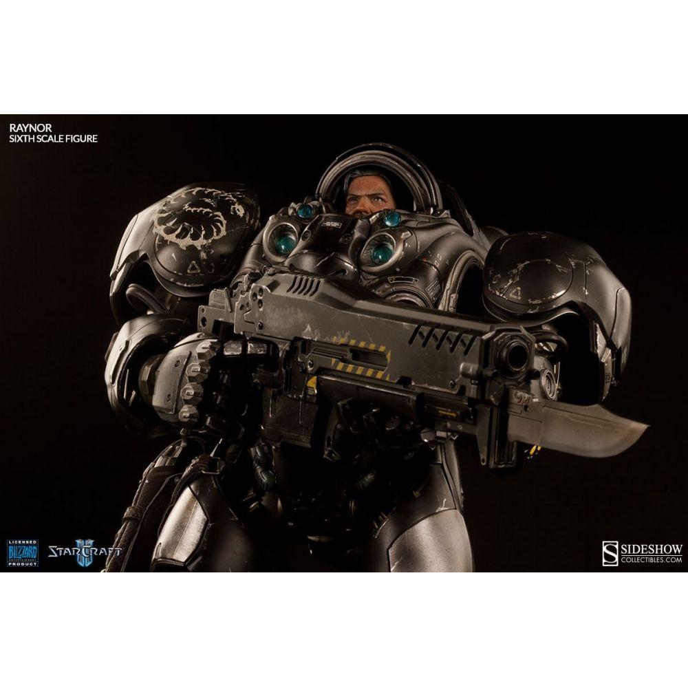 Starcraft Raynor Escala 1/6 - Sideshow EPP
