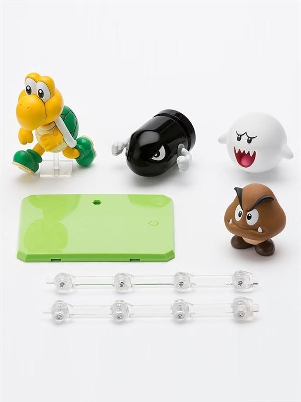 Super Mario Bros Play Set D S.H Figuarts - Bandai