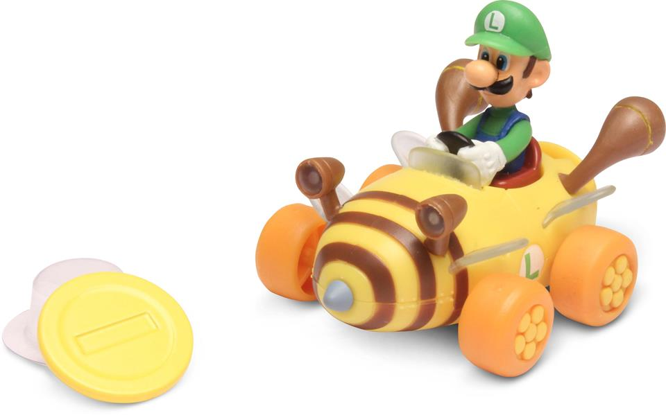 Super Mário Kart Racers: Luigi - DTC