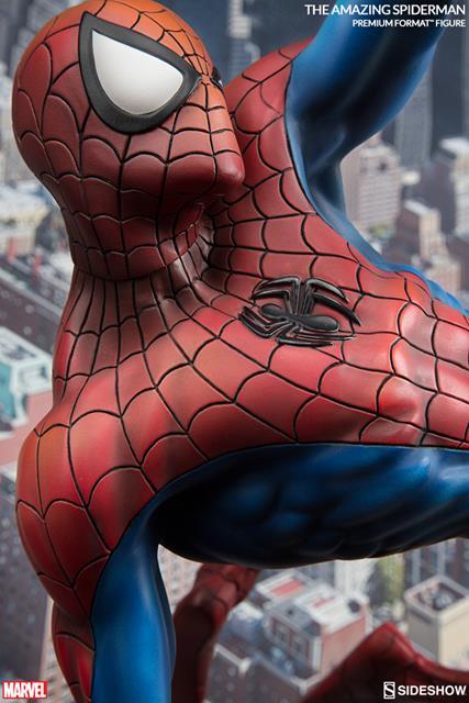 The Amazing Spider-Man Premium Format - Sideshow