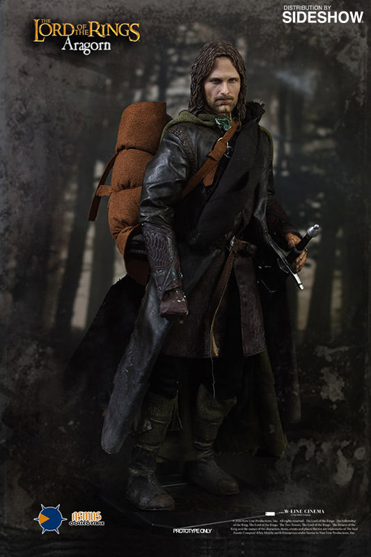 The Lord Of The Rings Aragorn Escala 1/6 - Asmus Collectible