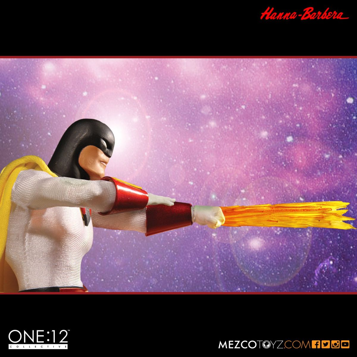 The One:12 Collective Space Ghost Escala 1/12 - Mezco