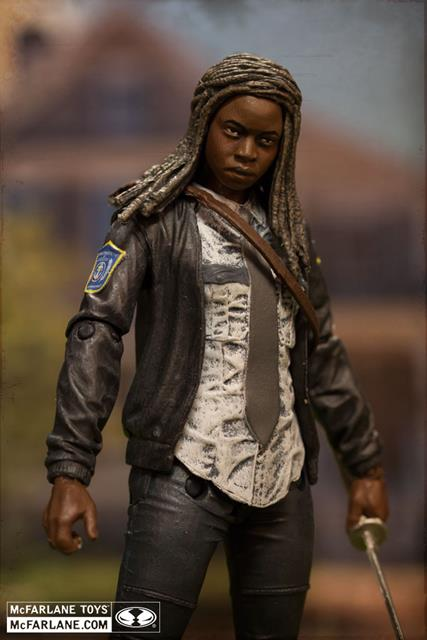 The Walking Dead: Constable Michonne Series 9 - McFarlane