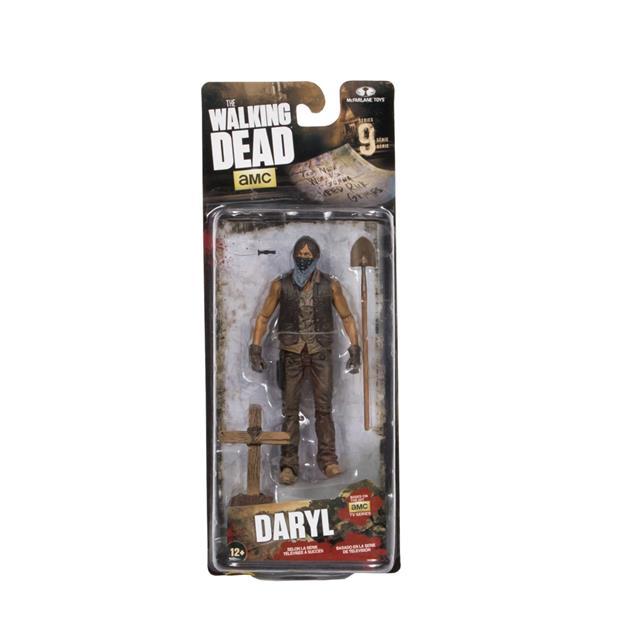 The Walking Dead: Grave Digger Daryl Dixon Series 9 - McFarlane
