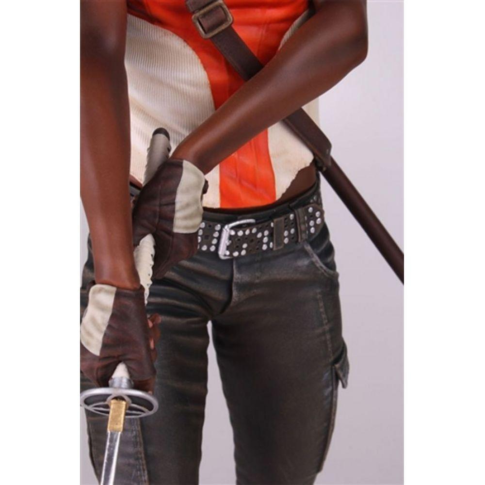 The Walking Dead Michonne Est�tua 1/4 - Gentle Giant