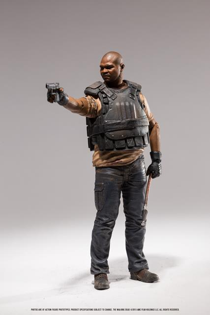 The Walking Dead: T-Dog Series 9 - McFarlane