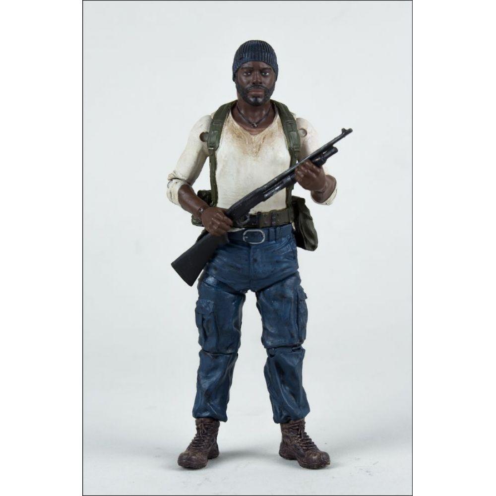 Tyreese The Walking Dead Series 5 - McFarlane Toys (Produto Exposto)