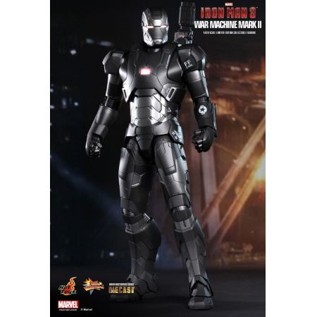 War Machine Mark II Iron Man 3 1:6 -  Hot Toys