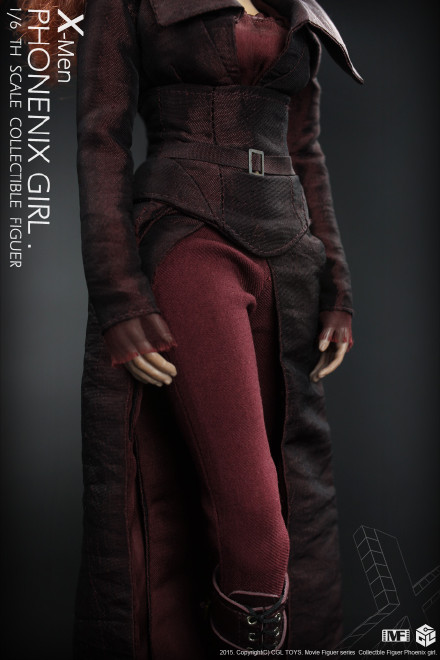X-men: Jean Grey Escala 1/6 - CGL Toys