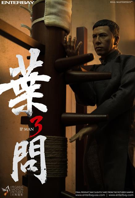 Yip Man 3 Escala 1/6 - Enterbay SD