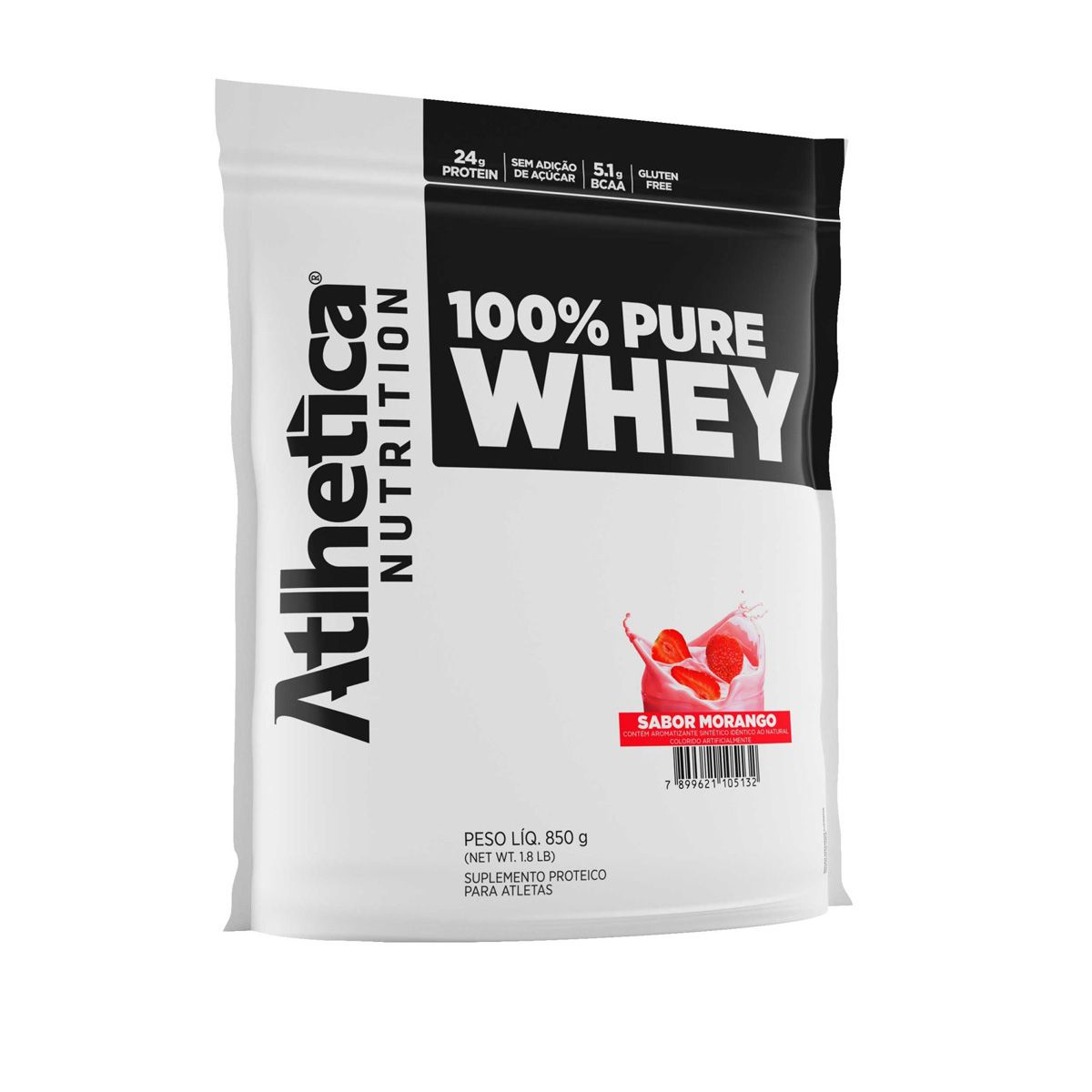 100% Pure Whey - 850 g - Atlhetica