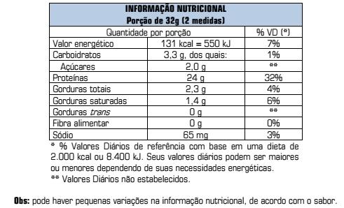 100% Pure Whey Protein 900 g - Probiótica