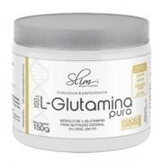 100% L-Glutamina Pura 150 g