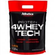 4 Whey Tech 1,8KG - Atlhetica Nutrition