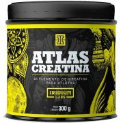 Atlas Creatina 300g - Iridium Labs
