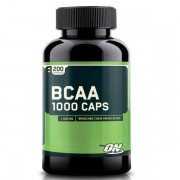 BCAA 1.000 200 Cápsulas - Optimum Nutrition