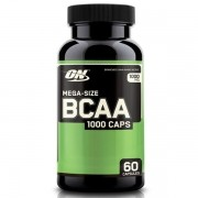 BCAA 1.000 60 Cápsulas - Optimum Nutrition