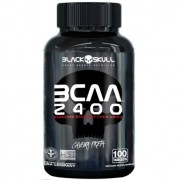 BCAA 2400 100 Caps - Black Skull
