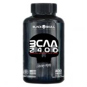 BCAA 2400 400 Caps - Black Skull
