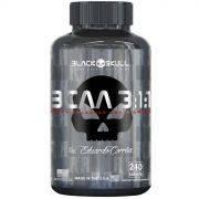 BCAA 3:1:1 240 Cápsulas - Black Skull