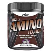 BCAA Amino 10000 - 390g - NBF