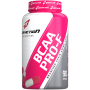 BCAA Pro-F 90 Cápsulas - Body Action