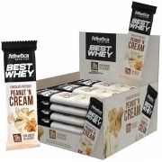 Best Whey Chocolate Proteico Branco 12 Unidades - Atlhetica