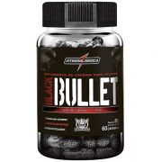 Black Bullet 60 Cápsulas - Integral Médica