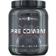 Bope Pré Combat 600 g - Black Skull