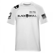 Camiseta Padrão  - Dry Fit - Black Skull