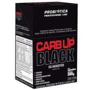 Carb-Up Gel Black com 10 Sachês - Probiótica