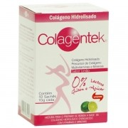 Colagentek 10 sachês - Vitafor