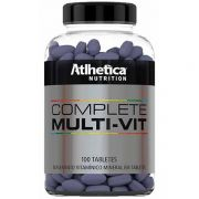 Complete Multi-Vit 100 Cápsulas - Atlhetica