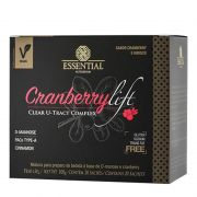 Cranberry Lift - 20 Sachês - Essential Nutrition