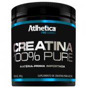 Creatina 100% Pure Pro Series 300 g - Atlhetica
