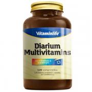Diarium Multivitamins 120 cápsulas - Vitamin Life